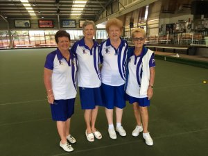 Over 65's Fours Club Championships
